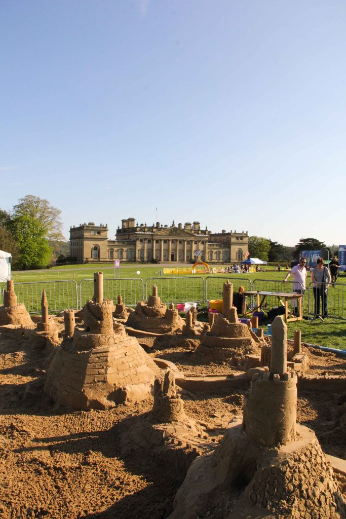 sand workshops harewood house