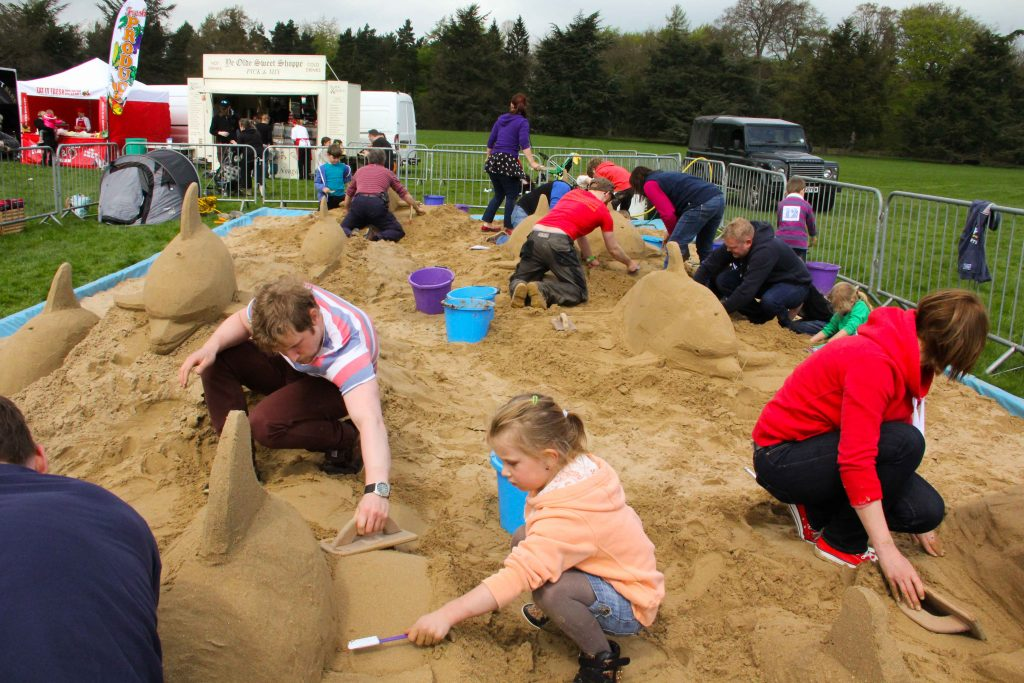 workshops sand sculpture