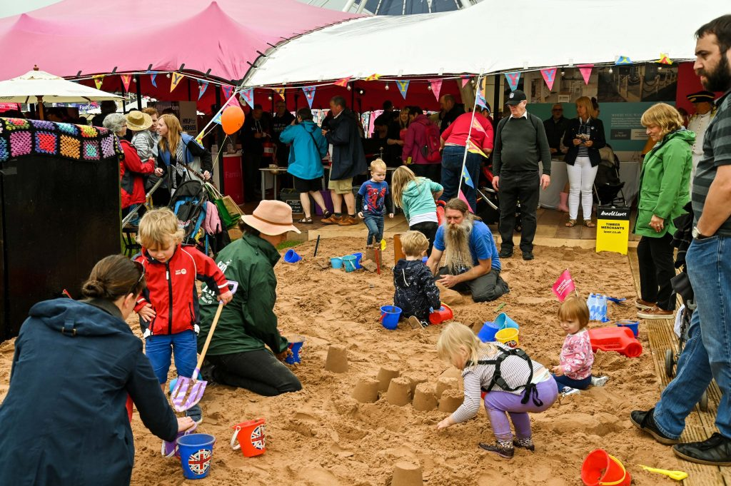sand sculpture workshops