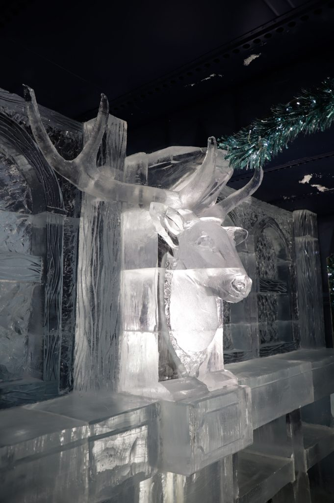 ice sculpture yorkshire