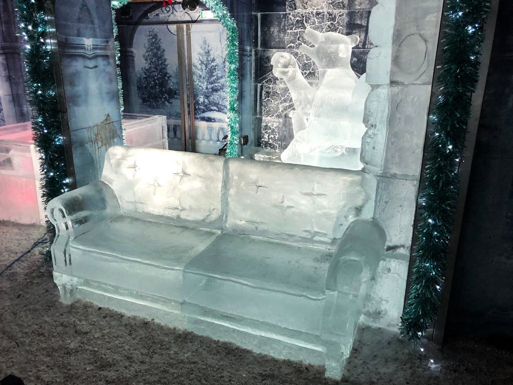 nottingham ice bar
