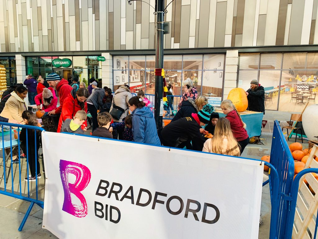 October half term bradford bid