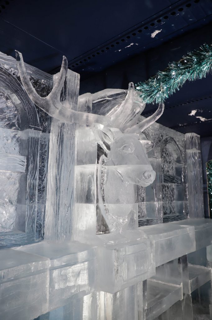 professional ice sculptors uk
