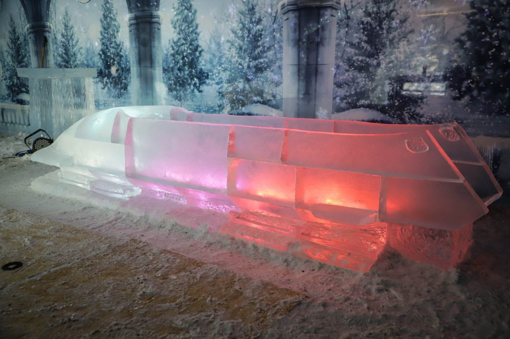uk ice bar