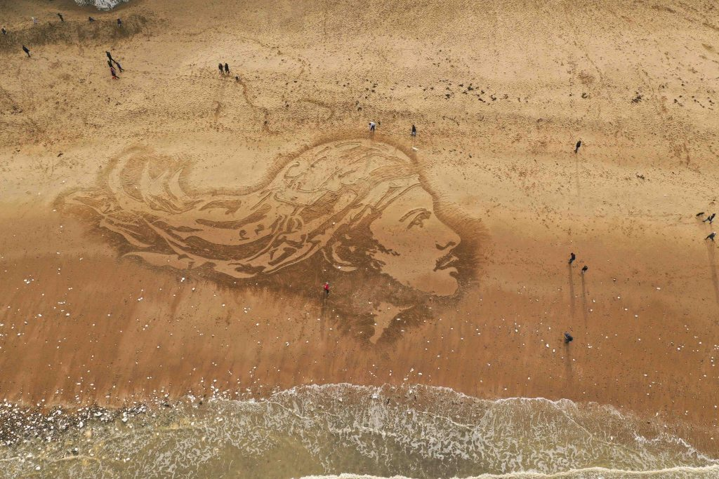 beach art uk