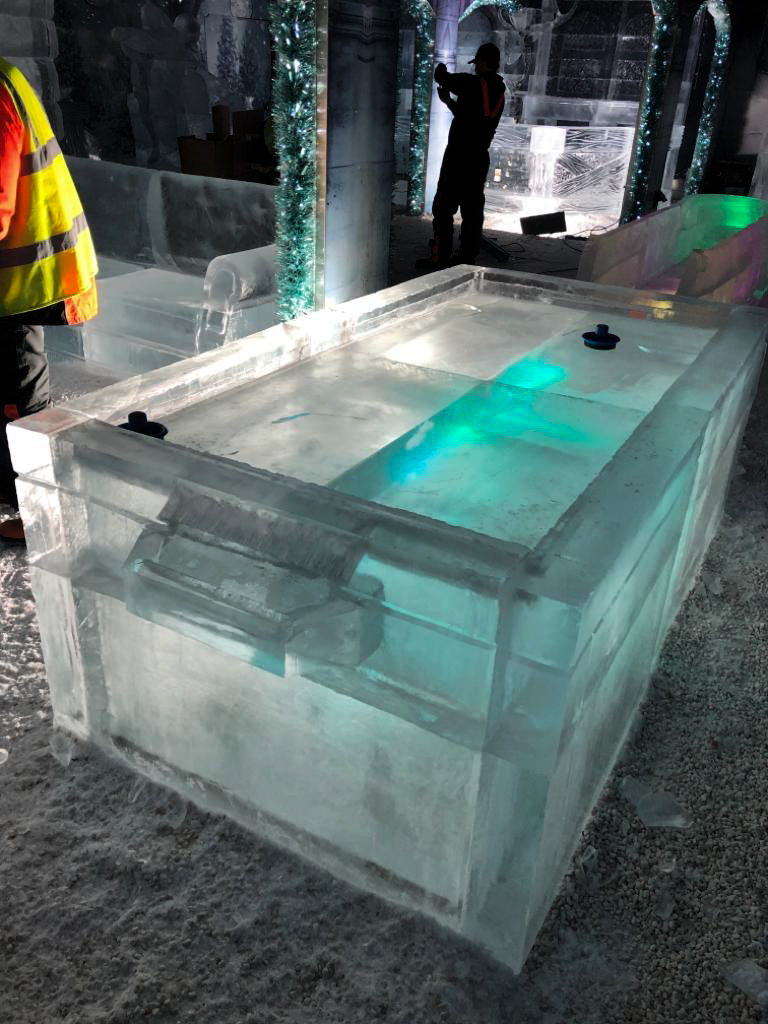 carved ice bar nottingham