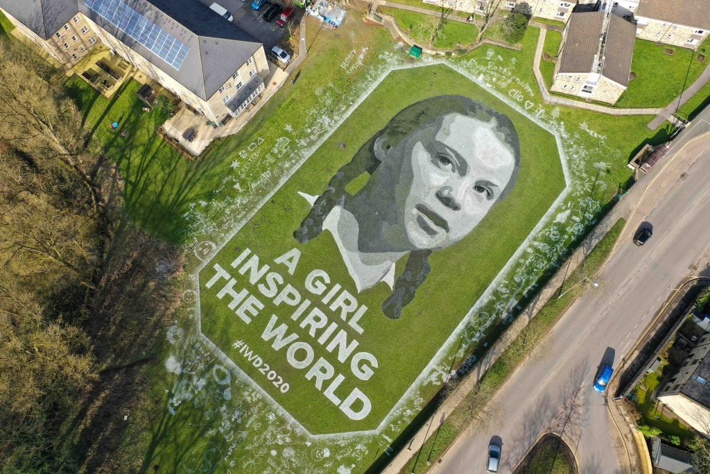 climate change art yorkshire