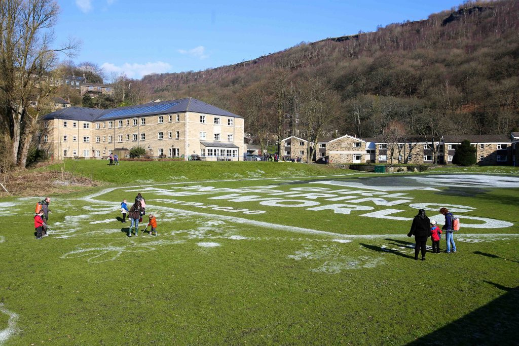 environmental art yorkshire credit Guzelian