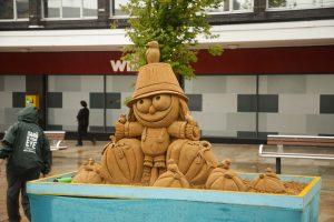 table top sand carving burnley