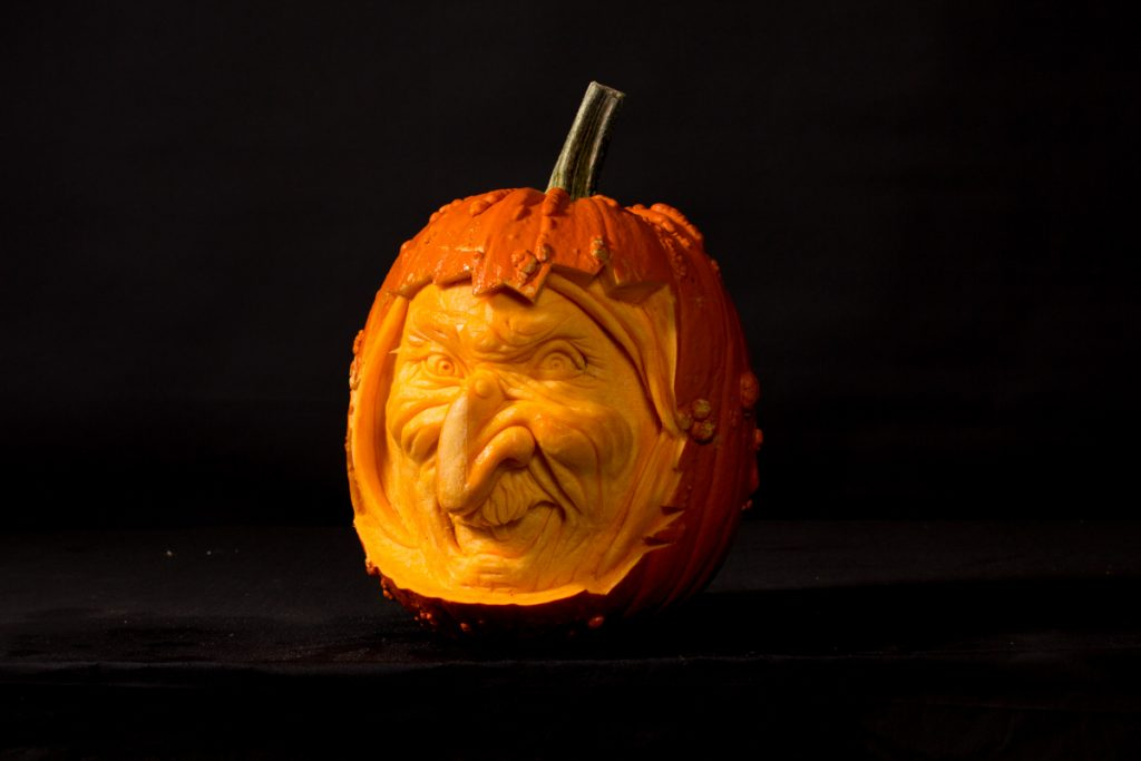 pumpkin carving uk