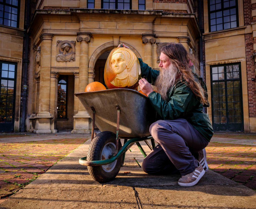 3d pumpkin carving uk